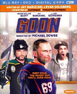 GOON - Blu-Ray Movie