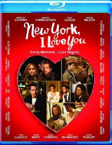 NEW YORK I LOVE YOU - Blu-Ray Movie