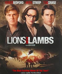LIONS FOR LAMBS - Format: [Blu-Ray Movie]