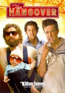 HANGOVER - DVD Movie