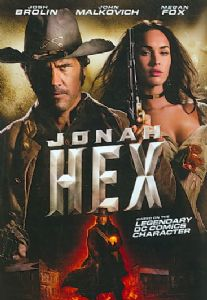 JONAH HEX - DVD Movie