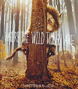 WHERE THE WILD THINGS ARE - Blu-Ray Movie