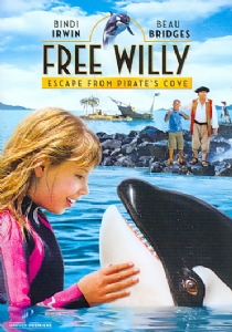 FREE WILLY:ESCAPE/PIRATE'S COVE - DVD Movie