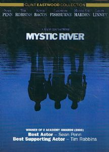 MYSTIC RIVER - DVD Movie