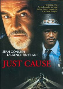 JUST CAUSE - DVD Movie