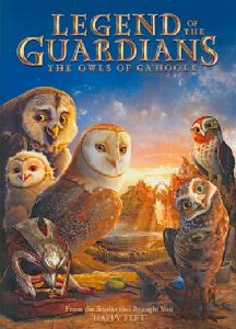 LEGEND OF THE GUARDIANS:OWLS/GA'HOOLE - DVD Movie