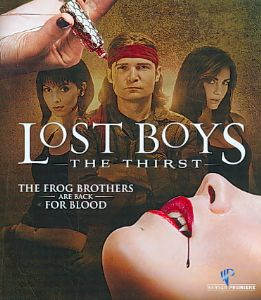 LOST BOYS:THIRST - Blu-Ray Movie