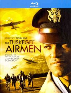 TUSKEGEE AIRMEN - Blu-Ray Movie