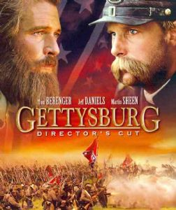 GETTYSBURG:DIRECTOR'S CUT - Blu-Ray Movie