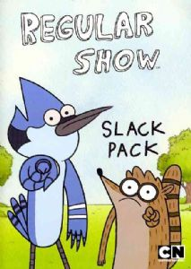 REGULAR SHOW:SLACK PACK - DVD Movie