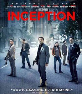 INCEPTION - Blu-Ray Movie