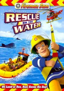 FIREMAN SAM:RESCUE ON THE WATER - DVD Movie