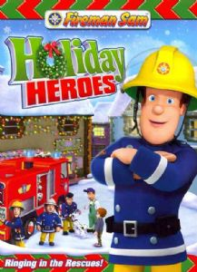 FIREMAN SAM:HOLIDAY HEROES - DVD Movie