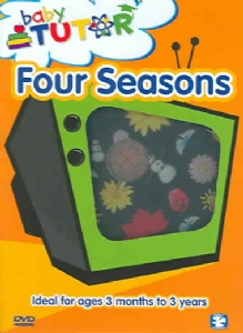 BABY TUTOR:FOUR SEASONS - Format: [DVD Movie]