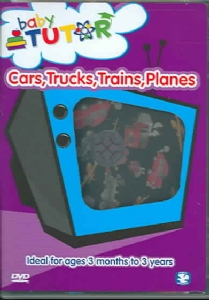 BABY TUTOR:CARS TRUCKS TRAINS PLANES - Format: [DV