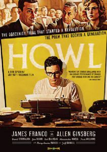 HOWL - DVD Movie
