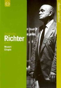 SVIATOSLAV RICHTER:CLASSIC ARCHIVE - Format: [DVD