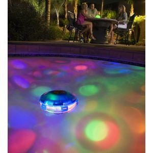 STARSHIP UNDERWATER LIGHT SHOW FLOATING POOL LIGHT