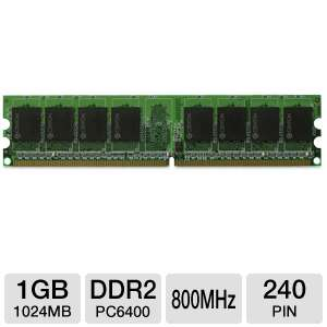 Centon 1024MB PC6400 DDR2