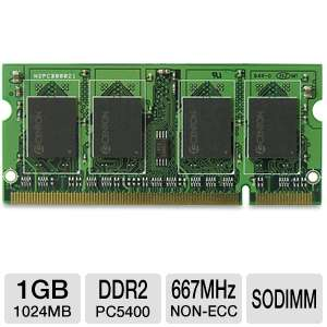 Centon 1GB SODIMM Laptop Memory