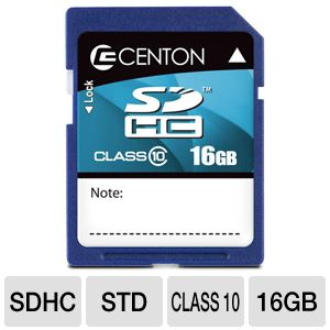 Centon 16GB Flash Memory Cards