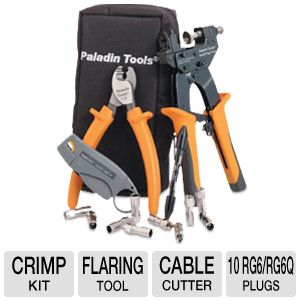Paladin SealTite Pro Compression Crimp Kit