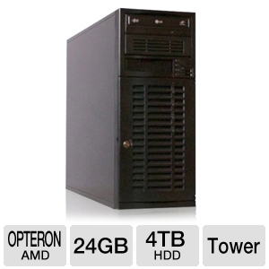 CybertronPC Imperium TSVIAB1161 Tower Server