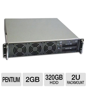 CybertronPC Quantum TSVQJA221 2U Rackmount Server