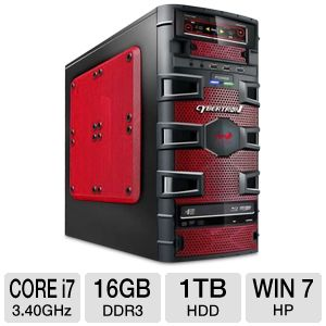 CybertronPC Slayer TGM2141A Gaming PC