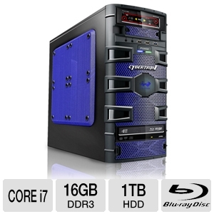 CybertronPC Slayer TGM2141B Gaming PC