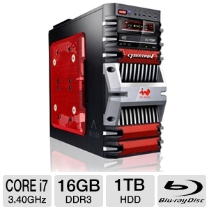 CybertronPC Fortress TGM2111E Desktop PC