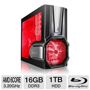 CybertronPC Vortex TGM2241E Gaming PC