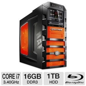CybertronPC Beast TGM2131C Gaming PC