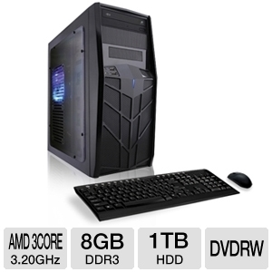 CybertronPC Trooper TGM2211F Desktop PC