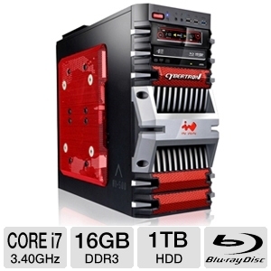 CybertronPC Fortress TGM2141L Gaming PC