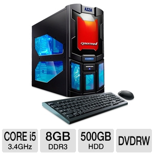 CybertronPC Core i5 500GB HDD Gaming PC