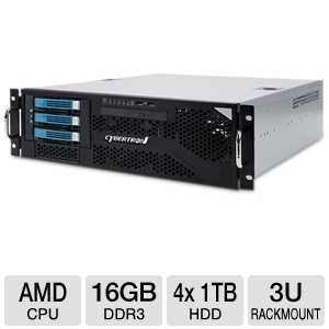CybertronPC Caliber 3U Rackmount Server