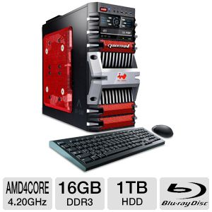 CybertronPC Fortress IV AMD FX Gaming PC