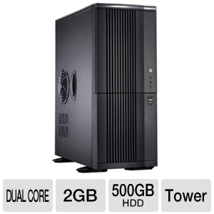 CybertronPC Quantum XS9020 Intel Tower Server