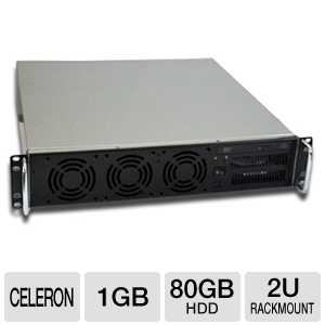 CybertronPC Quantum XL2010  2U Rackmount Server