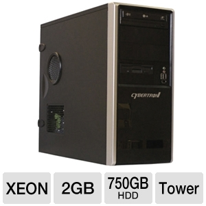 CybertronPC Imperium XV9040 Tower Server