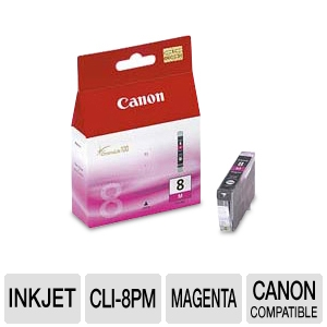 Canon� CLI8PC, CLI8PM Ink Tank
