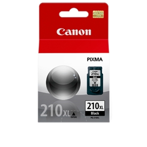 Canon PG-210XL 2973B001 Extra Large Black Ink