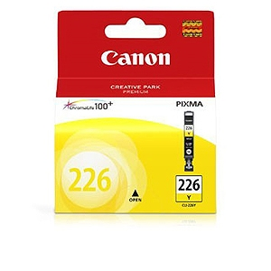 CANON CLI-226 YELLOW INK