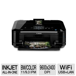 Canon PIXMA MG6120 Wireless Photo All-in-One
