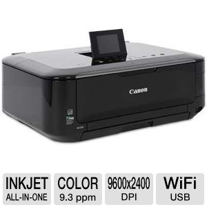 Canon PIXMA MG5320 WiFi Photo All-in-One Printer