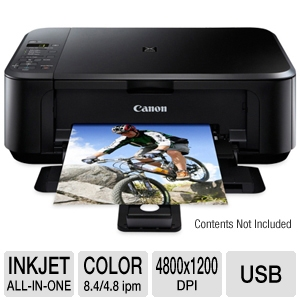 Canon PIXMA MG2120 Photo All-In-One Inkjet Printer