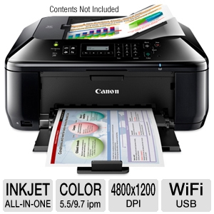 Canon PIXMA MX432 WiFi Office All-In-One 