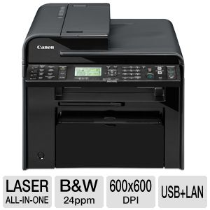 Canon imageCLASS MF4770N Mono Laser Multifunction