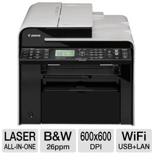 Canon imageCLASS MF4890DW Laser All-in-One Laser